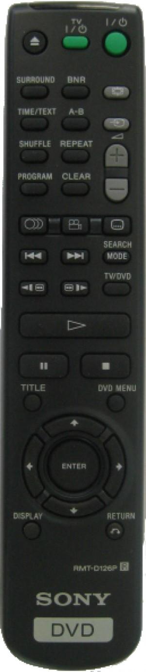 Дистанционно управление SONY RMT-D126P