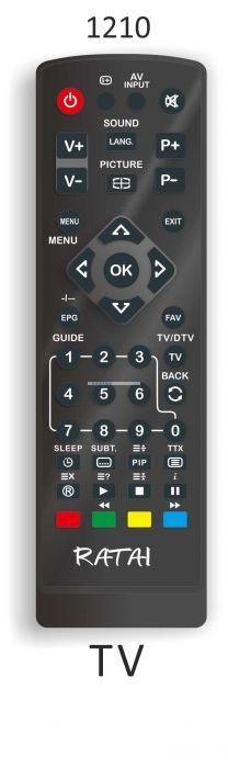Дистанционно управление IR programmable RT1210