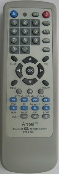 Дистанционно управление универсално DVD  RM-230E